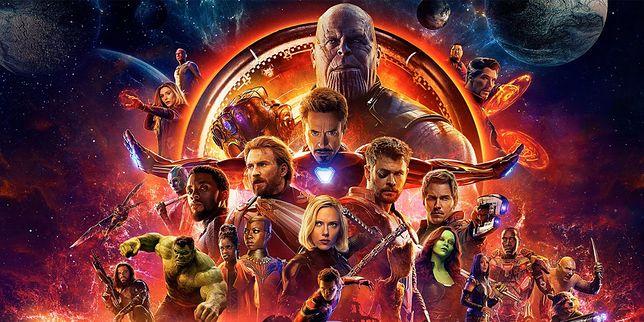 """""""Avengers: Wojna bez granic"""": Blockbuster roku jak w mordę strzelił [RECENZJA BLU-RAY]"""