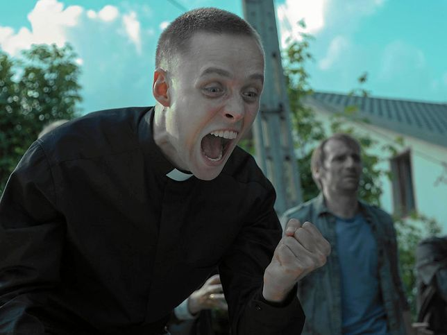 """Kadr z filmu """"Boże ciało"""""""