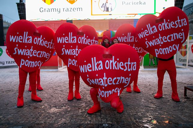 WOŚP 2020. Jak Orkiestra funkcjonuje w innych krajach?