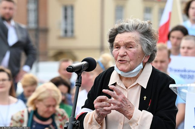 Wanda Traczyk-Stawska przeciwko homofobii