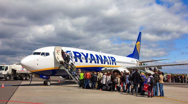 Strajk wpłynie na wszystkie loty Ryanaira z Włoch, dlatego z utrudnieniami muszą się liczyć także polscy podróżni.