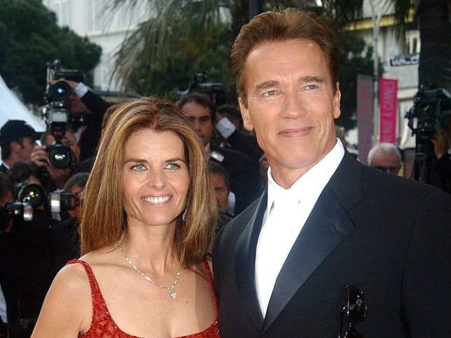 Arnold Schwarzenegger i Maria Shriver