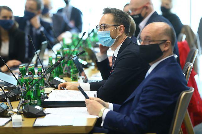 Nadzwyczajne posiedzenie Sejmu