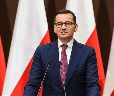 Premier Mateusz Morawiecki apeluje o pojednanie narodowe
