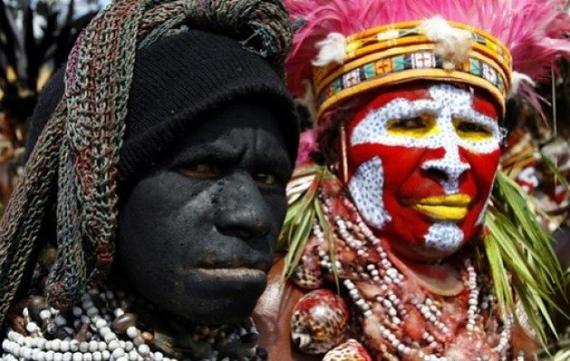 Najbardziej niesamowite plemiona naszej planety