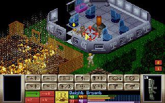UFO: Enemy Unknown - prosta misja w początkowej fazie gry
