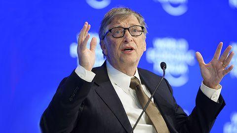 Bill Gates znów najbogatszy. Twórca Microsoftu prześcignął Jeffa Bezosa