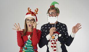 Świąteczne swetry są coraz bardziej popularne także w Polsce