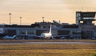 Płyta lotniska w Bolonii