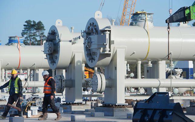 FAZ: Trzeba zatrzymać budowę gazociągu Nord Stream 2