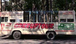 Corruptour – nietypowy sposób na zwiedzanie Meksyku