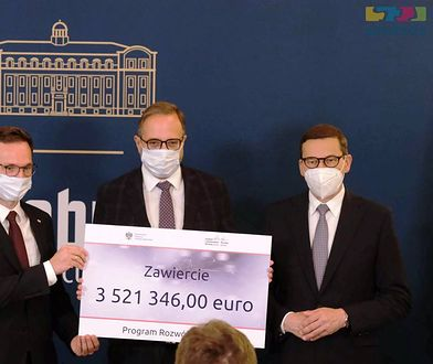 Zawiercie. Jest 15 milionów. Na co pójdą pieniądze?