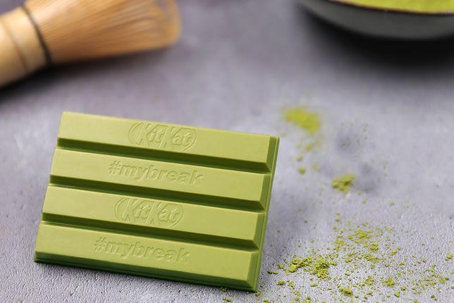 KtiKat Green Tea Matcha