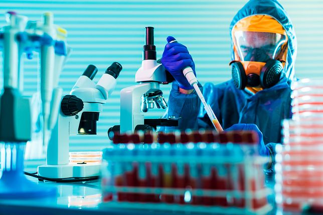 Research dangerous viruses in the laboratory