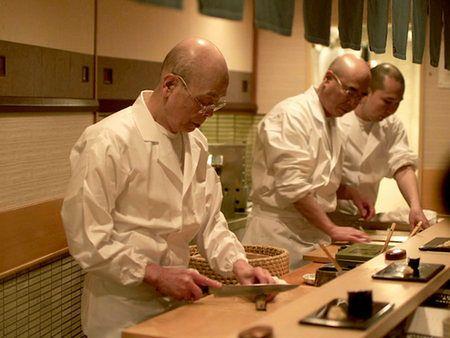 Jiro śni o sushi - polski zwiastun