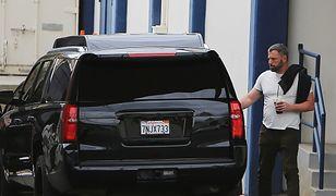 Gigantyczny Ben Affleck wygląda coraz lepiej