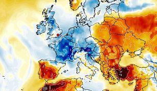 Pogoda. Nadciąga potężne ocieplenie. W Europie rekordowy upał