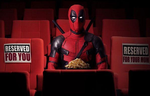 """Zdjęcie promocyjne filmu """"Deadpool"""""""