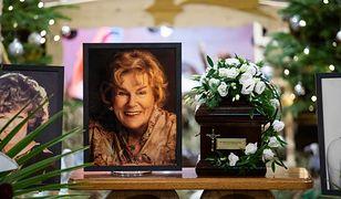 Bielsko-Biała. Pogrzeb Marii Koterbskiej, tłumy pożegnały królową polskiego swingu