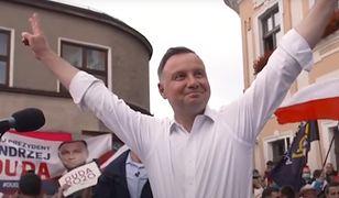 Andrzej Duda stał się bohaterem piosenek wyborczych.