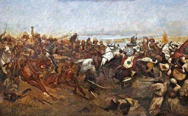 Powstanie Mahdiego - Imperium Brytyjskie przegrało z kaznodzieją