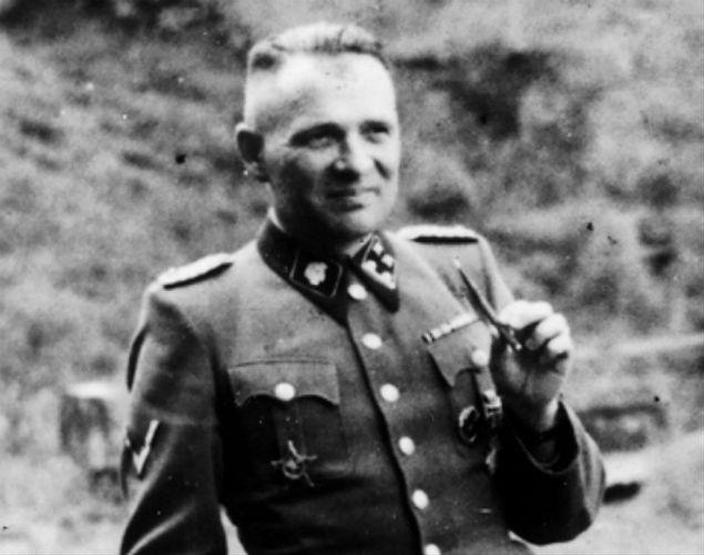 Rudolf Höss - sumienny ludobójca