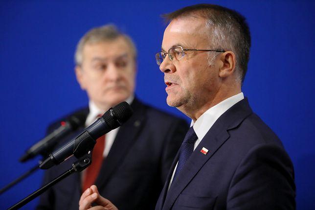 Jarosław Sellin o chorobie Jarosława Kaczyńskiego: Nie jest to przyjemna dolegliwość
