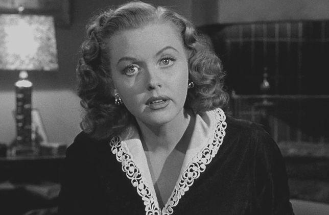 """Martha Stewart w filmie """"Pustka"""" z 1950 r."""