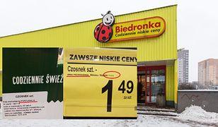 AGROUnia żąda wyjaśnień ws. oznakowania produktów w Biedronce.