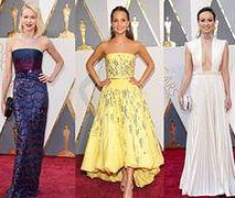 Oscary 2016: Najlepsze stylizacje gwiazd