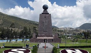 Mitad del Mundo – środek świata