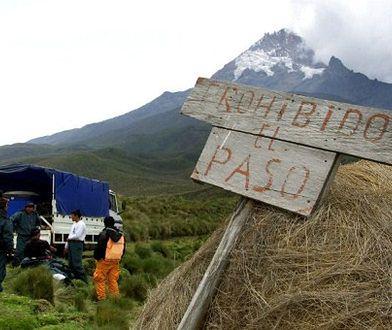 Chimborazo – najwyższy wulkan Ekwadoru