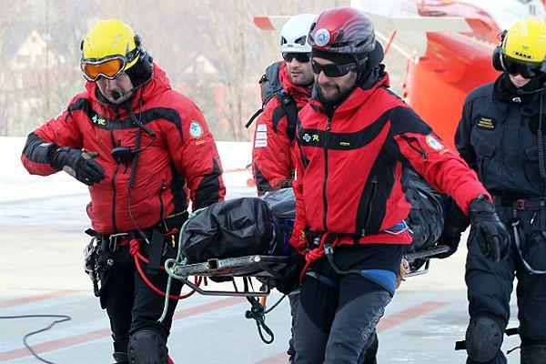 Taternik prawdopodobnie zginął w lawinie już po zakończeniu wspinaczki, wracając do schroniska