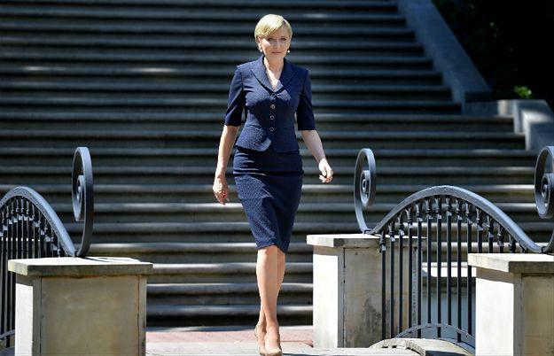 """Na premierę """"Smoleńska"""" prezydent musiał wybrać się sam. Pierwsza dama wolała zobaczyć w tym czasie film Woody'ego Allena"""
