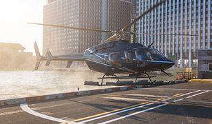 Uber będzie woził helikopterem na lotnisko