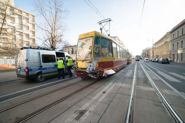 Do wypadku doszło w 2014 r. w Łodzi
