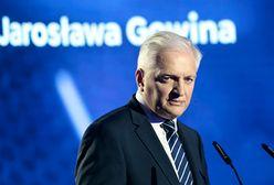 """""""To był błąd"""". Jarosław Gowin odpowiada Kaczyńskiemu"""