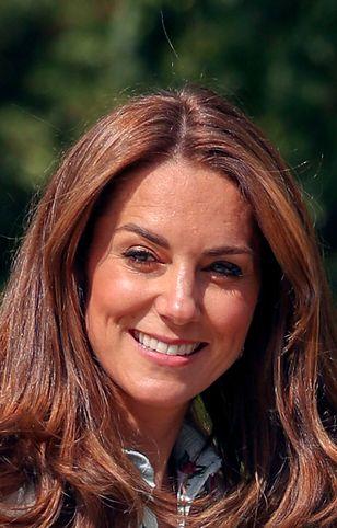 Księżna Kate w ciąży bliźniaczej