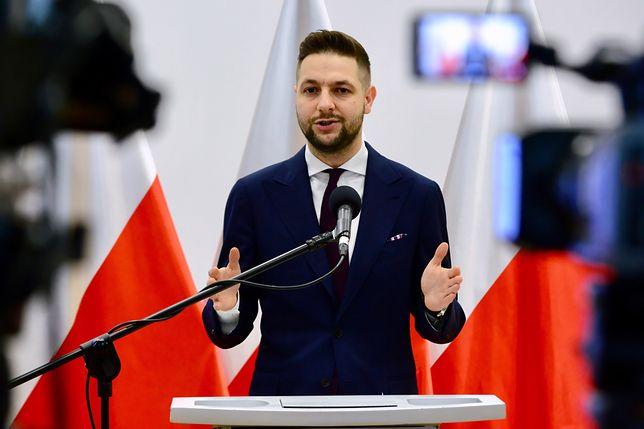 Patryk Jaki w wyborach do PE zdobył niemal 260 tys. głosów