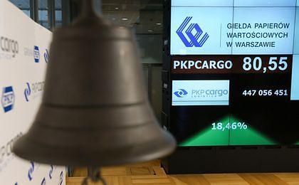 PKP Cargo pociągnie GPW?