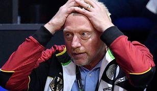 Boris Becker znowu ma problemy z niespłaconymi długami