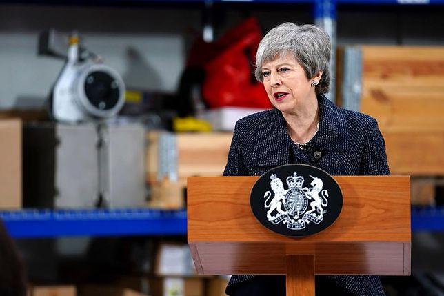 """Brexit. Izba Gmin odrzuciła kolejny projekt umowy dotyczącej wyjścia Wielkiej Brytanii z UE. Theresy May, która obawia się """"potencjalnych szkód"""""""