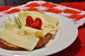 Ser szwajcarski o niskiej zawartości tłuszczu