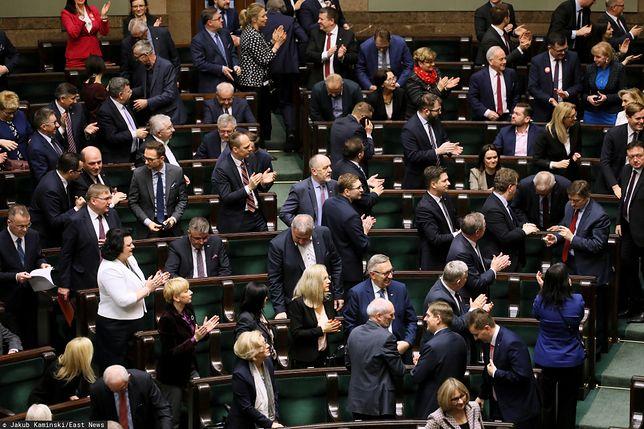 Koronawirus. Posiedzenie Sejmu