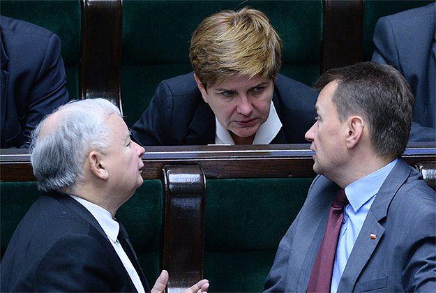 O godz. 13:30 konferencja Beaty Szydło i Jarosława Kaczyńskiego