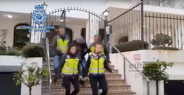 Marka Falentę zatrzymano w mieście Cullera niedaleko Walencji