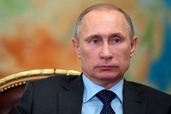 Władimir Putin: na Ukrainę została dostarczona broń z zewnątrz