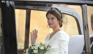Księżniczka Eugenia wychodzi za mąż. Zobaczcie piękną uroczystość