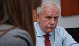 Olechowski: PO zarzucam kunktatorstwo i brak ambicji