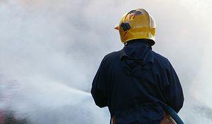 Strażacy-ochotnicy odpowiedzą za serię podpaleń